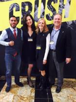 Coast to Coast investor team leaders