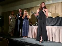 Valerie Sargent receives 2017 So Cal Regional Award
