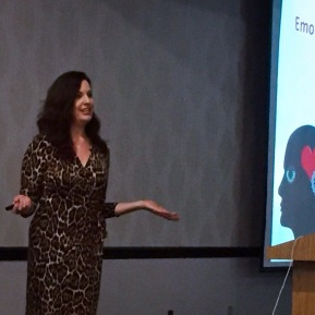 Valerie Sargent talks about EQ and resilience