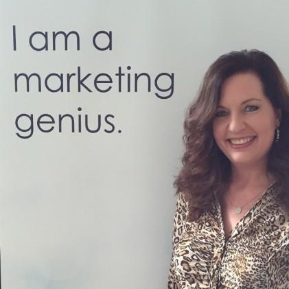 Valerie Sargent, marketing genius