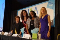 NAA Panel 2016 with Pattie Woods, Valerie Sargent, Donna Olson and Mary Gwyn