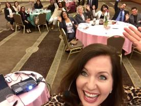 Valerie Sargent Next Level Leasing and Relationship Selling session