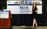 "Valerie M Sargent presents ""It's in the Pause - Emotional Intelligence in Action"" at NAA 2017"