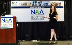 """Valerie M Sargent presents """"It's in the Pause - Emotional Intelligence in Action"""" at NAA 2017"""