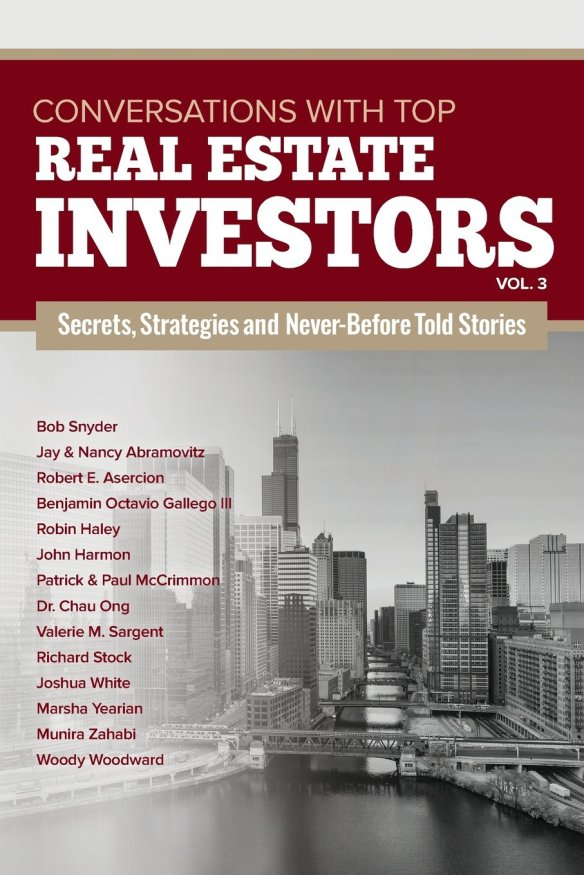 Conversations with Top Real Estate Investors vol 3_front