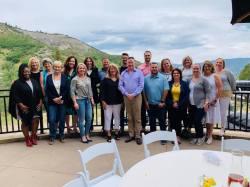 Valerie M Sargent at MultifamilyPro Brainstorming in Aspen 2019